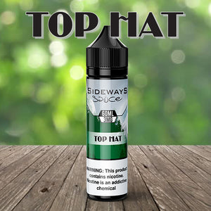 Top Hat | Sideways Sauce | E-Juice