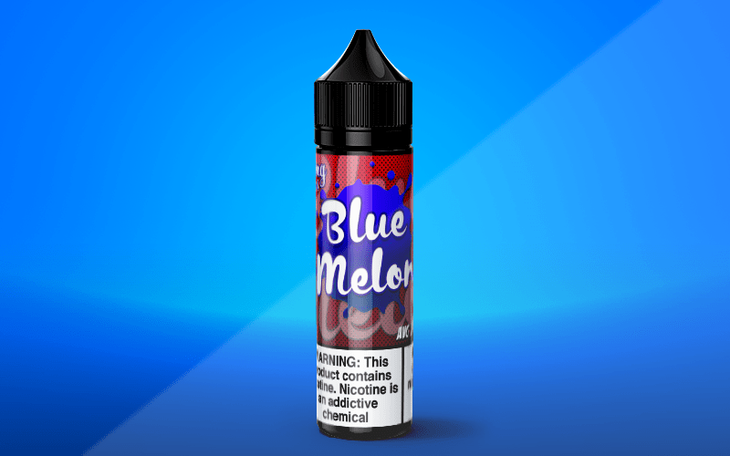 Best E - Juice - Blue Melon