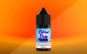 Best E - Juice - Salt-E Joes Blue Day Ice