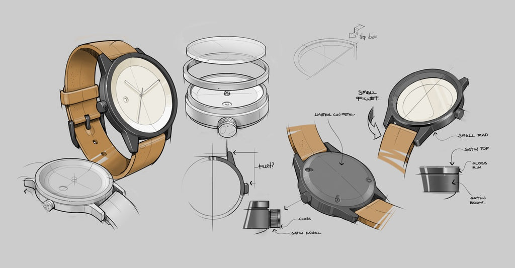 Simple Watch Co. Design Page - Katapult Design