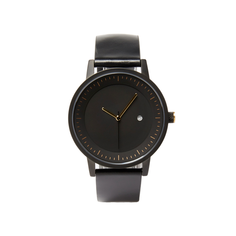 Dixon Watch - Black - 42mm