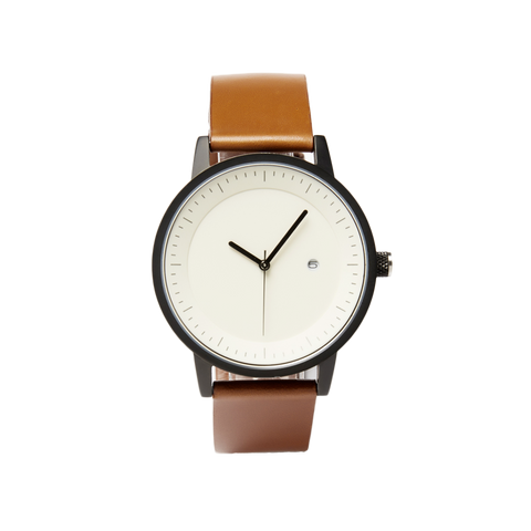 Earl Watch - Tan - 42mm