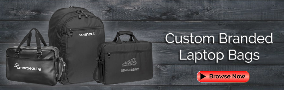 Custom Branded Laptop Bags