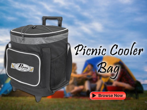 Soft Portable Travel Cooler Bag