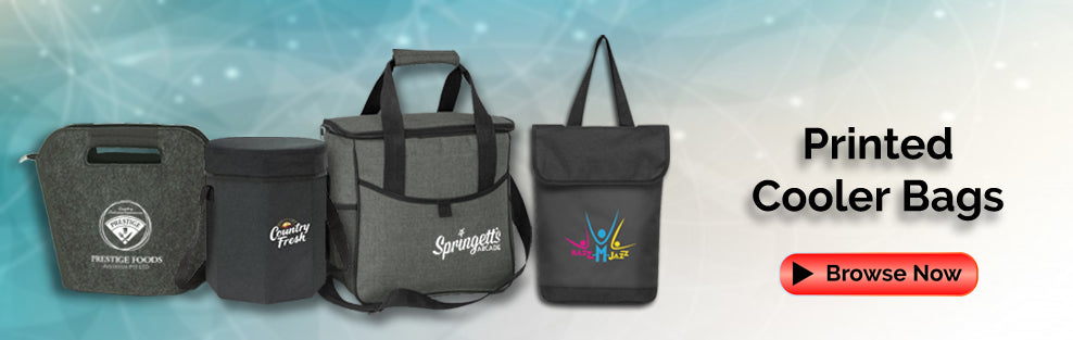Custom Printed Cooler Bags