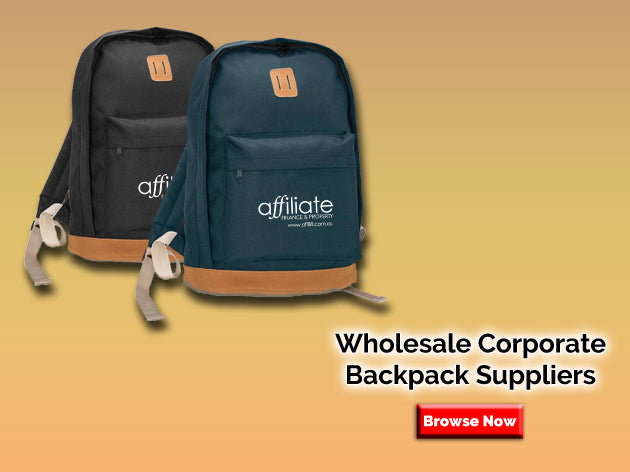 Wholesale Corporate Backpack Suppliers