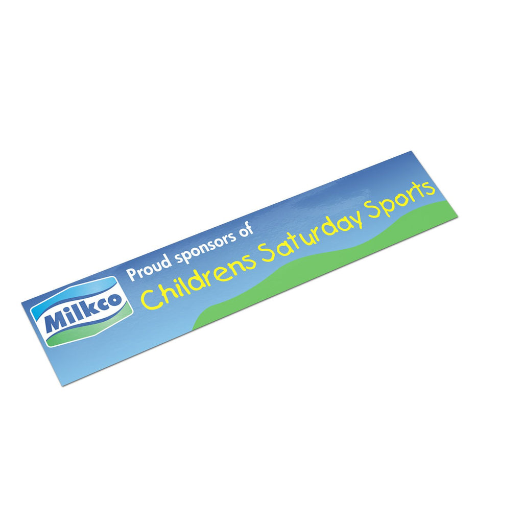 AD Labels 250 x 50mm Wholesale