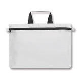 White Expo Satchel In stock