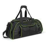 Bright Green Horizon Duffle Bag In Bulk