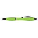 Bright Green Vistro Fashion Stylus Custom Pen