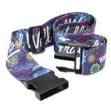 Full Colour Luggage Strap 108051