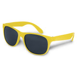 Yellow Malibu Basic Custom Sunglasses