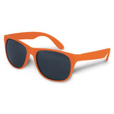 Orange Malibu Basic Custom Sunglasses