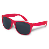 Red Malibu Basic Custom Sunglasses