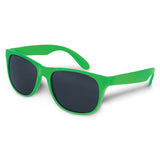 Bright Green Malibu Basic Custom Sunglasses