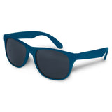 Dark Blue Malibu Basic Custom Sunglasses