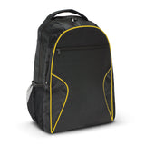 Yellow Artemis Personalised Laptop Backpacks Supplier