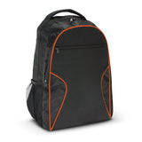 Orange Artemis Personalised Laptop Backpacks Supplier