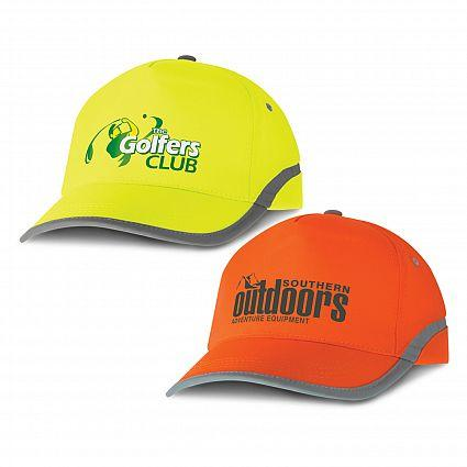 Flash 5 Panel Hi-Vis Cap 109116