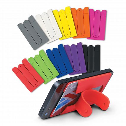 Silicone Phone Stand Wallet 109298