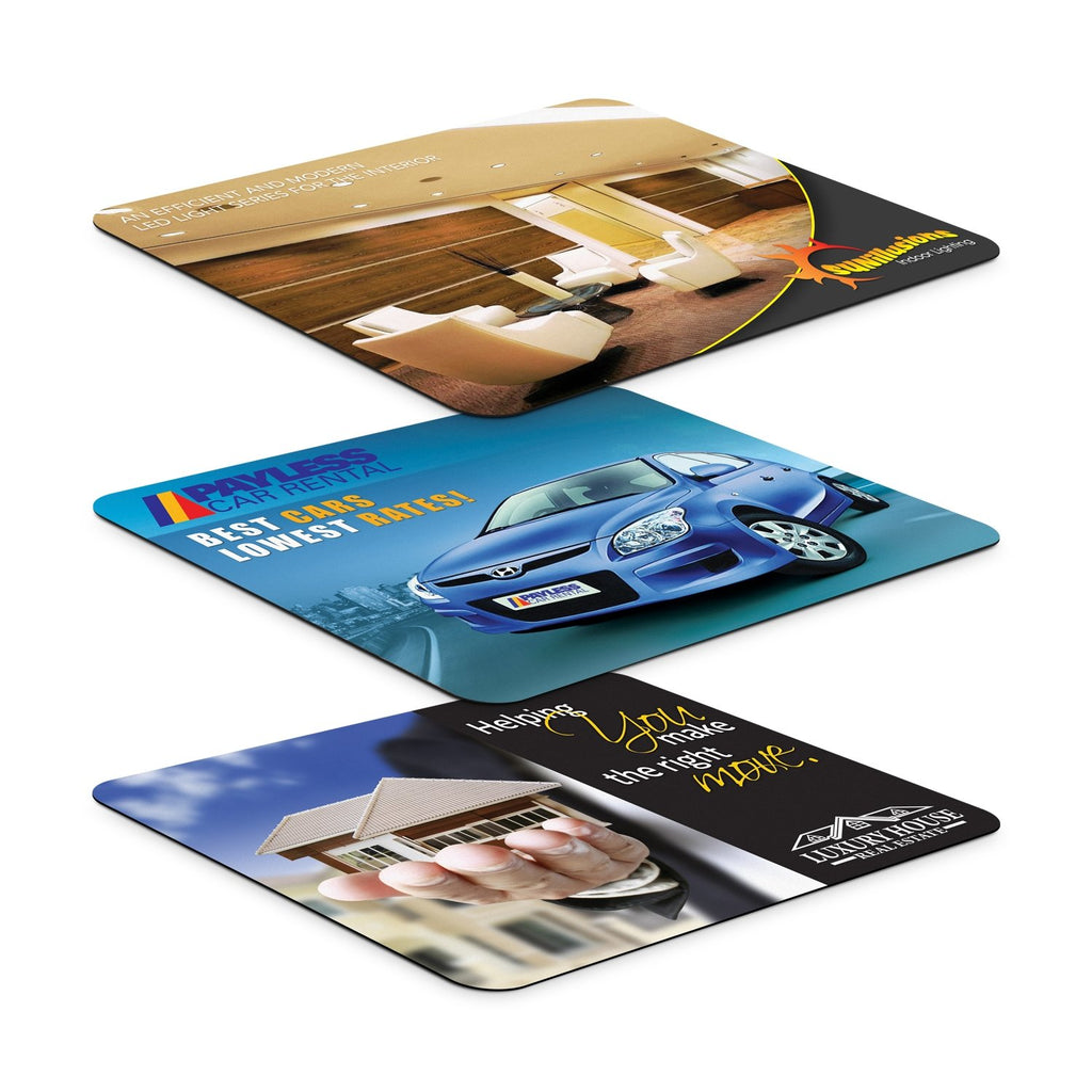 4-in-1 Promo Mouse Mat