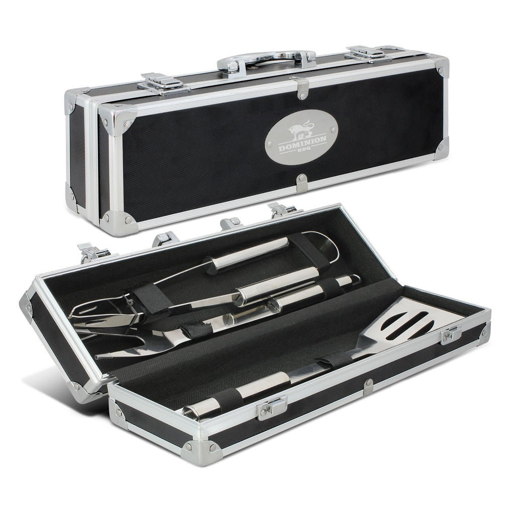 Luxmore BBQ Set With Logo