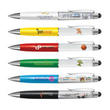Phobos Floating Action Stylus Printed Pen