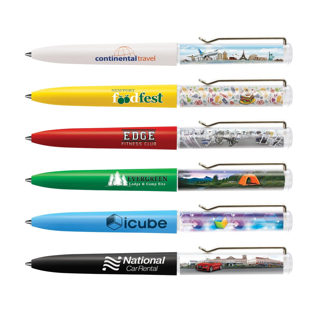 Neptune Floating Action Promotional Pen
