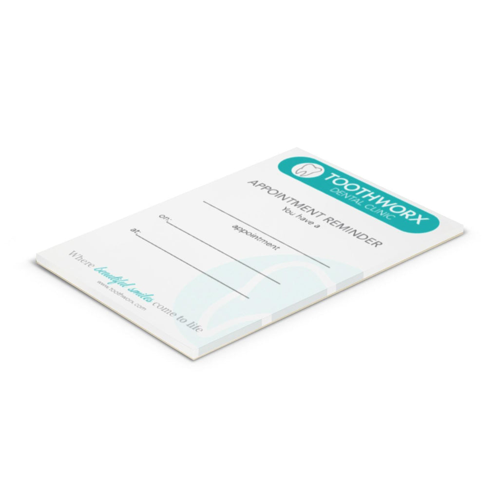 A7 Branded Note Pad - 25 Leaves