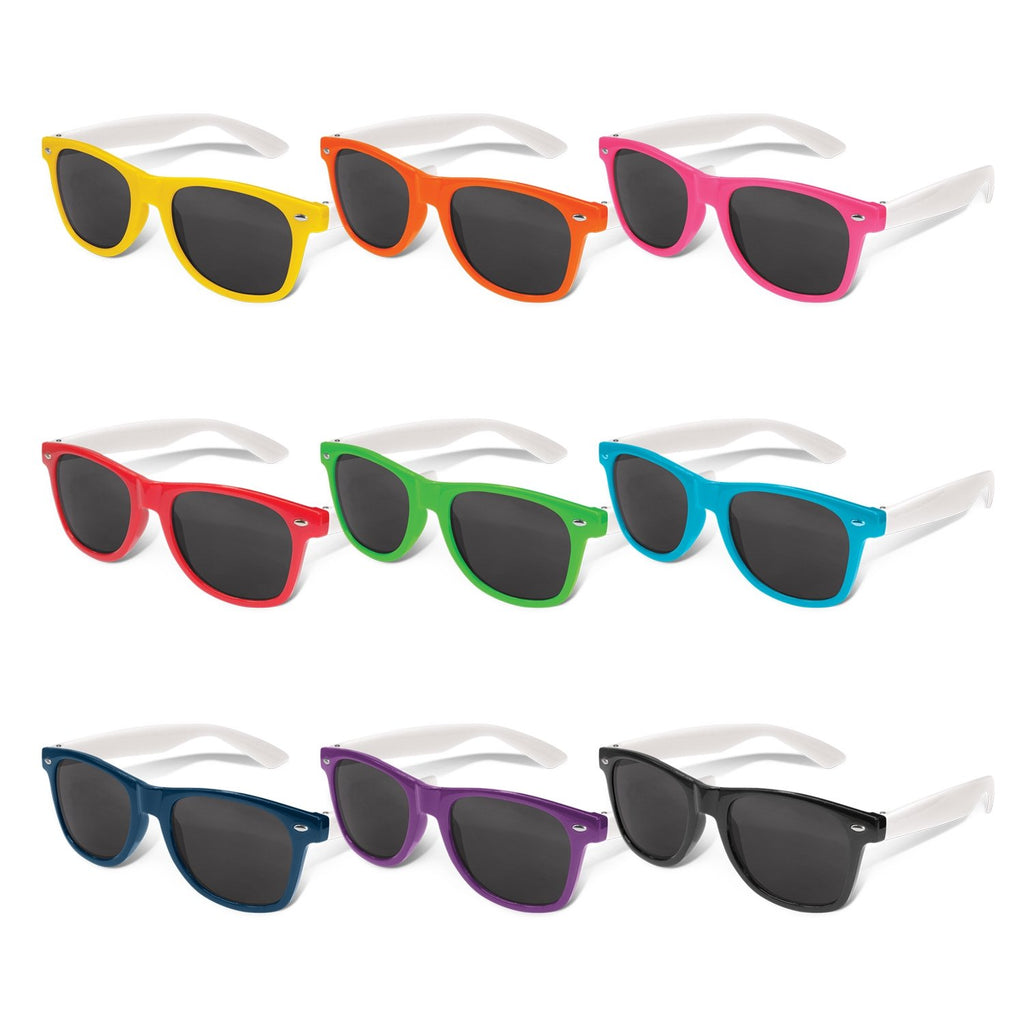 Malibu Premium Sunglasses - White Arms Wholesale