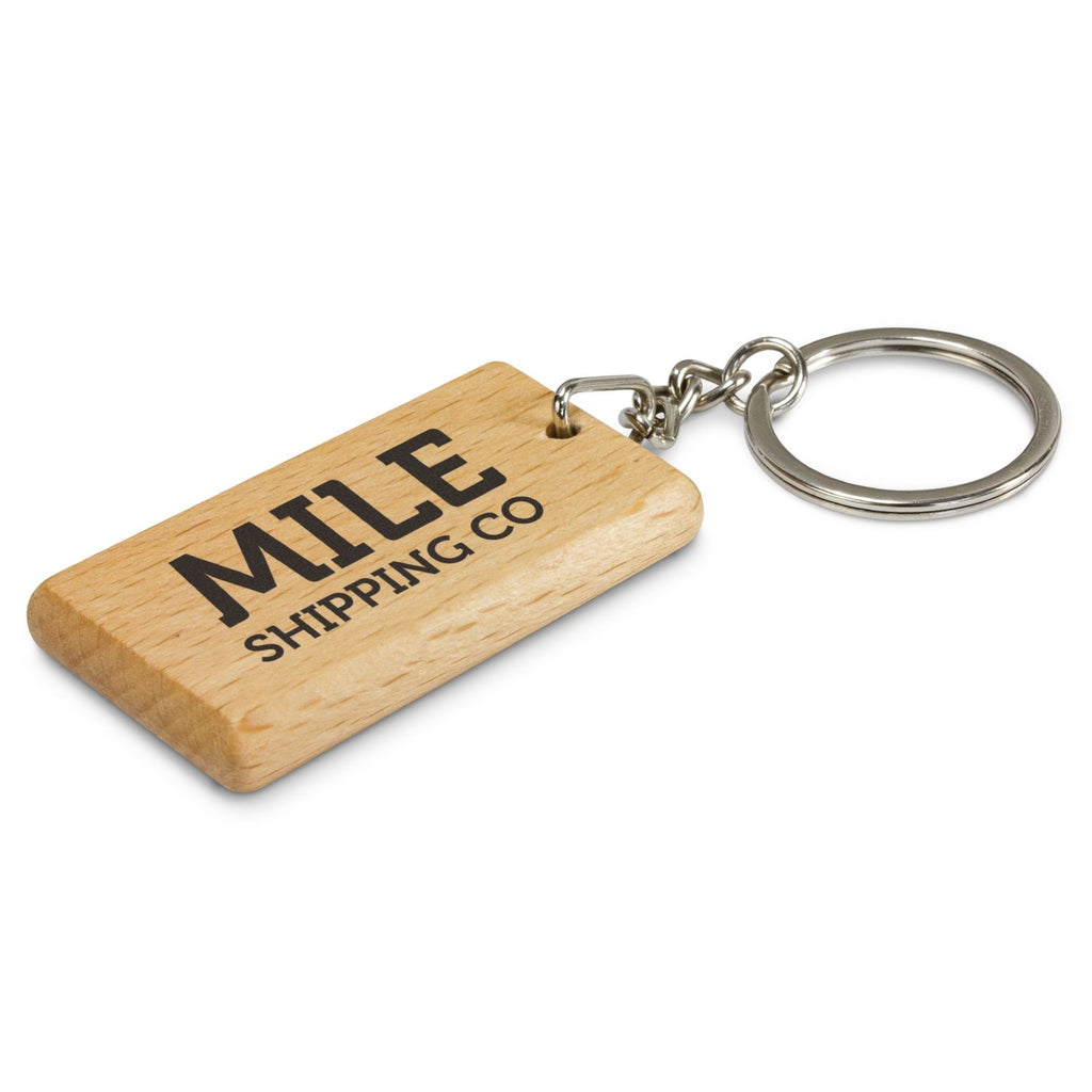 Artisan Key Ring - Rectangle  112137