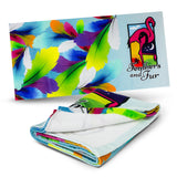 Picasso Beach Printed Towel