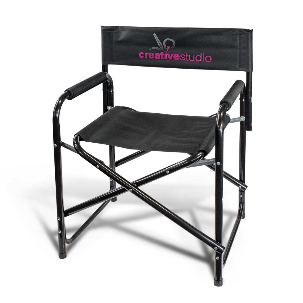Directors Chair With Logo