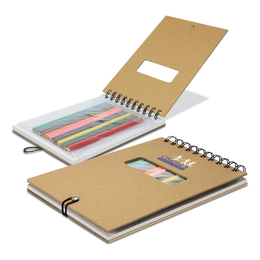 Pictorial Notepad 113247
