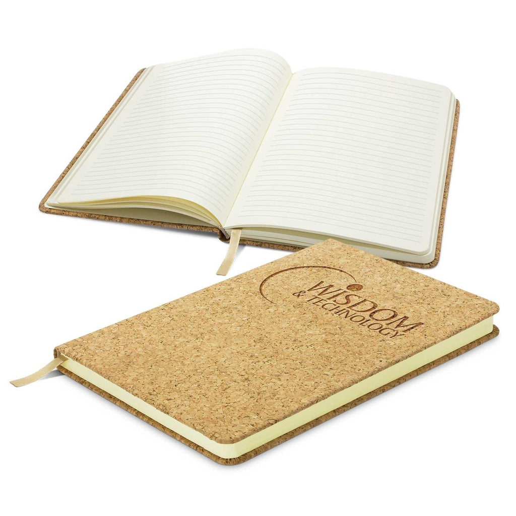 Oakridge Printed Notebook