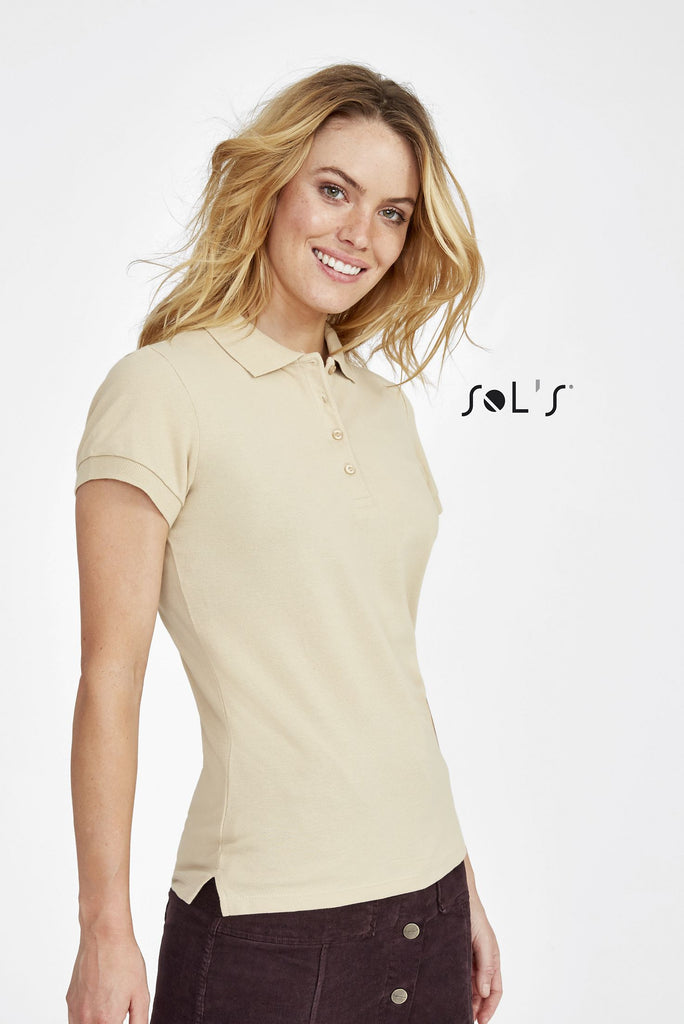 Passion Women's Polo Shirt S11338