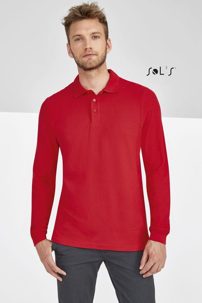 Winter II Men's Polo Shirt S11353
