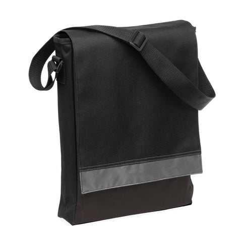 Vertical Leading Edge Satchel 1136