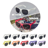 Malibu Basic Sunglasses - Mood With Logo