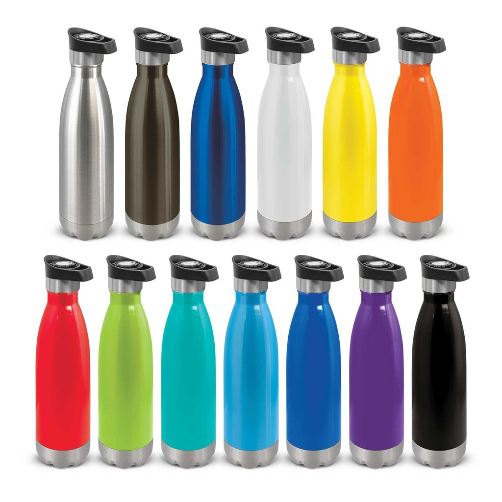 Mirage Vacuum Personalised Bottle - Push Button
