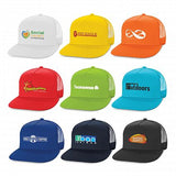 Decorate Impala Flat Peak Mesh Cap