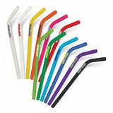 Buy Silicone Reusable Drinking Straws