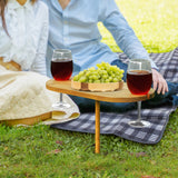 Outdoor Wine Table 115961