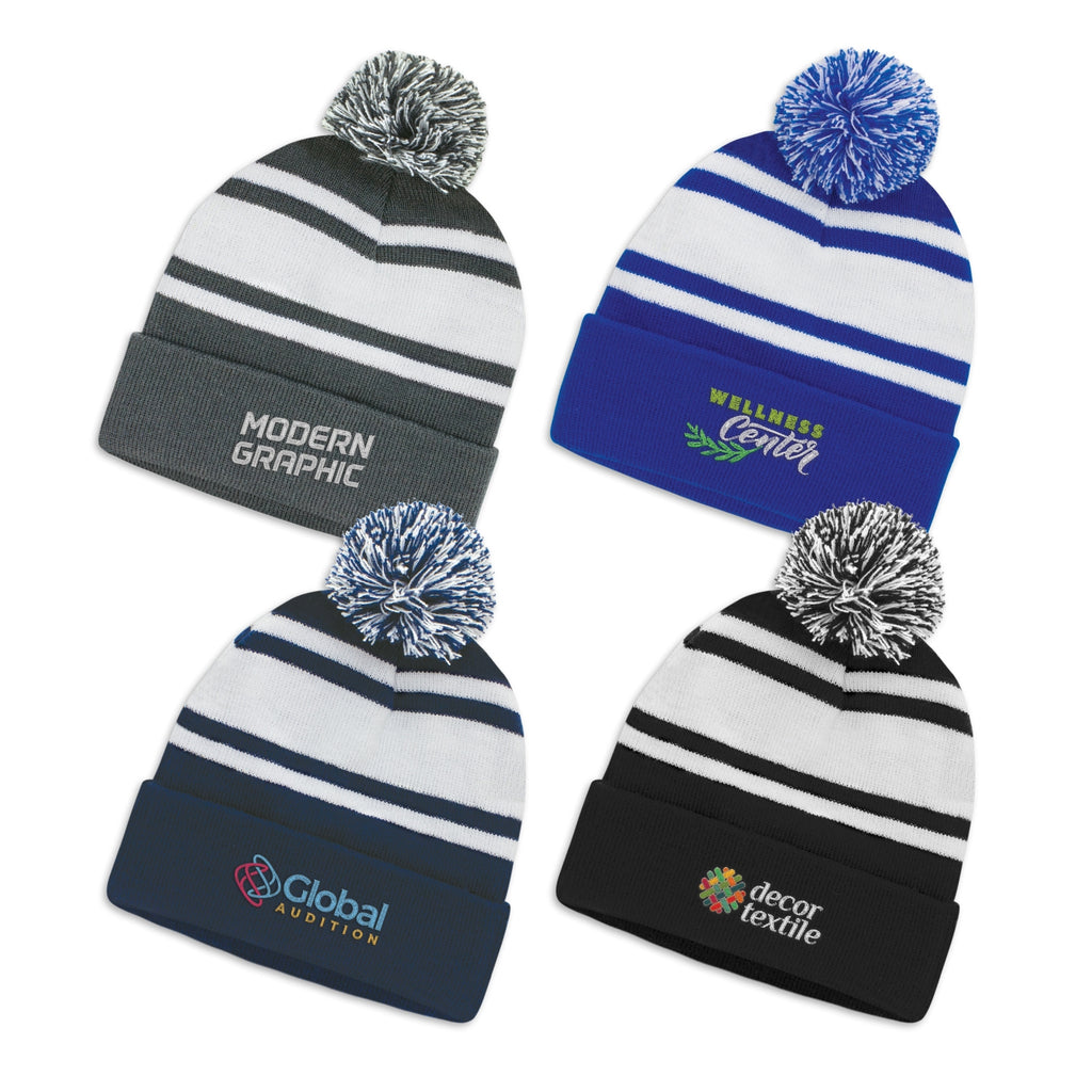 Commodore Beanie with Pom Pom 116218