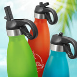 Mirage Powder Coated Vacuum Bottle - Flip Lid 116526