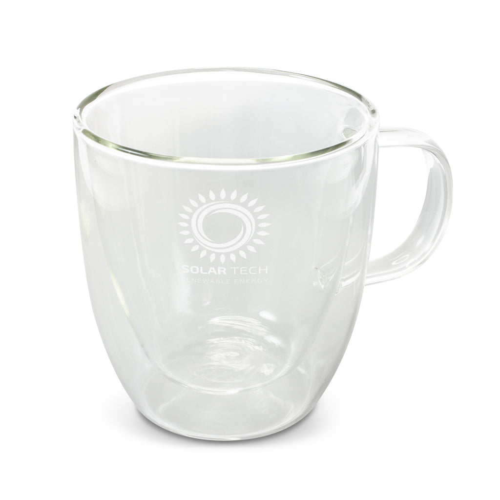 Riviera Double Wall Glass Cup 116579