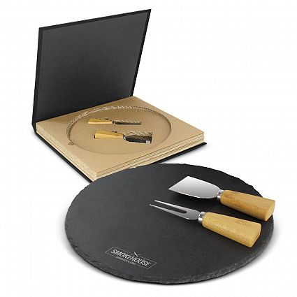 Ashford Slate Cheese Board Set 116729