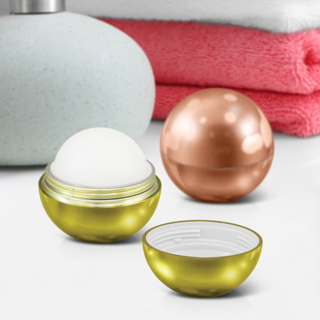 Metallic Lip Balm Ball 116904