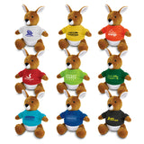 Kangaroo Plush Toy 117007