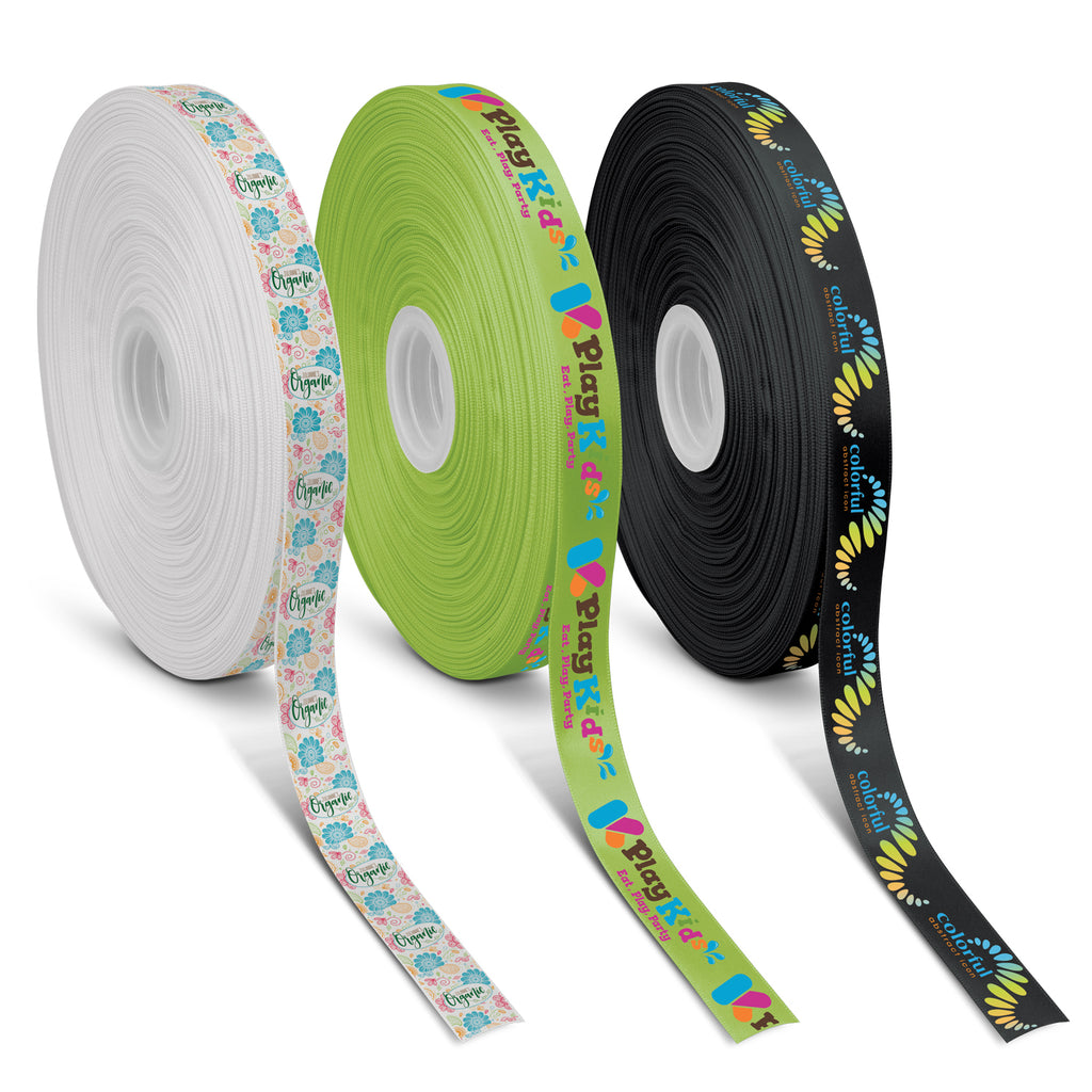 Personalised Ribbon 20mm - Full Colour 117023